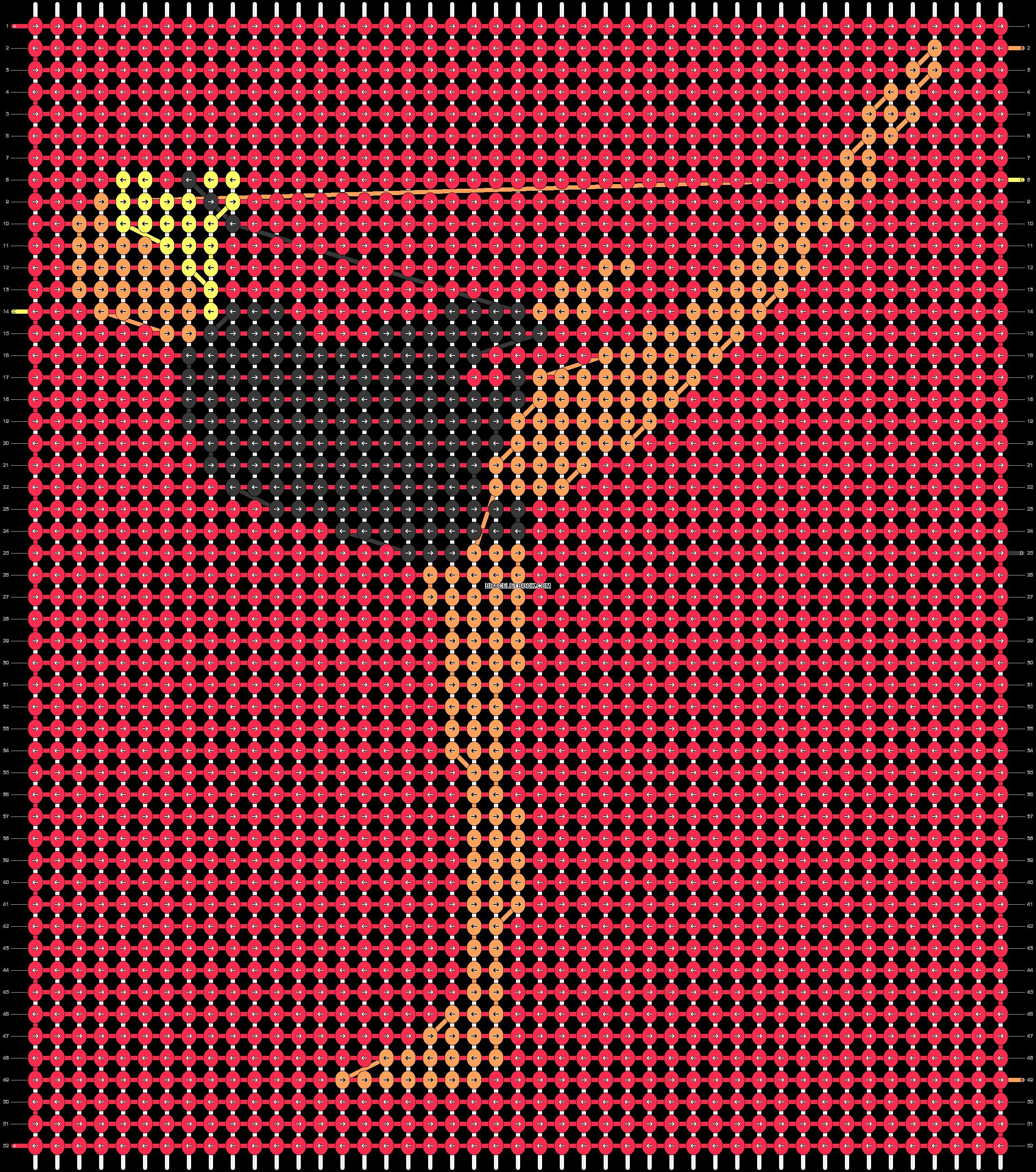 Alpha pattern #18359 pattern