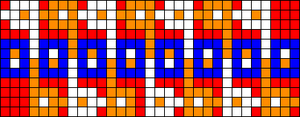 Alpha pattern #18366
