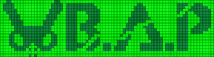 Alpha pattern #18372