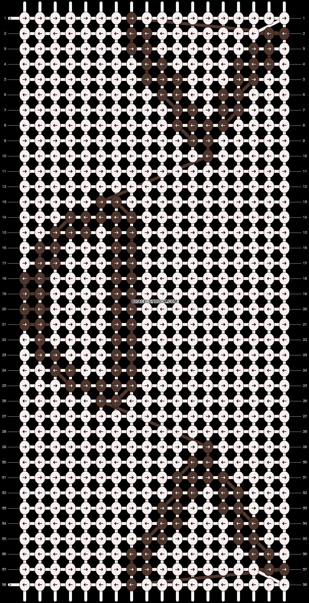 Alpha pattern #18379 pattern