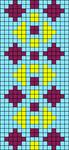 Alpha pattern #18381