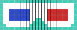 Alpha pattern #18386