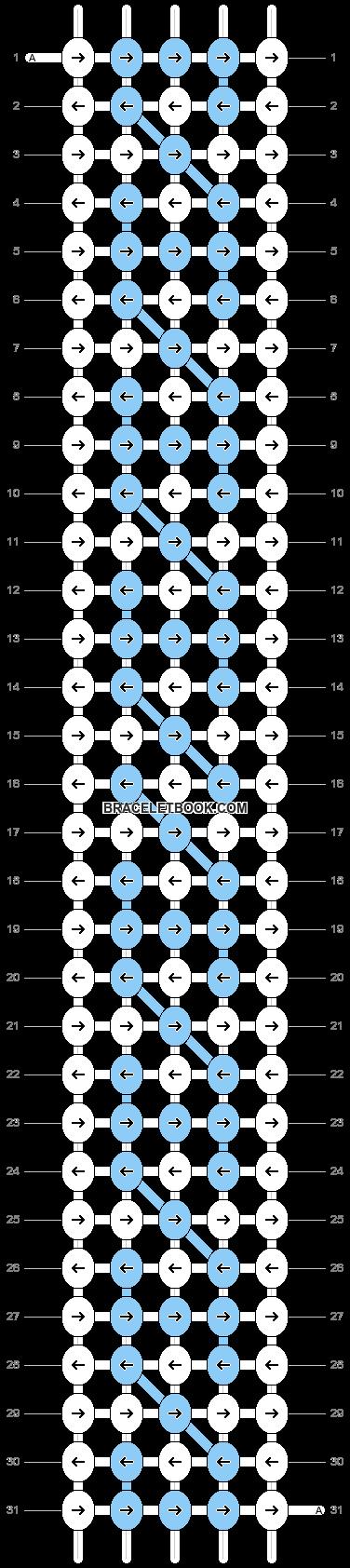 Alpha pattern #18419 pattern