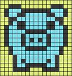 Alpha pattern #18424