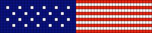 Alpha pattern #18426