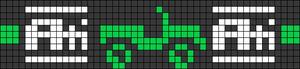 Alpha pattern #18430
