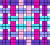 Alpha pattern #18436