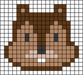 Alpha pattern #18441