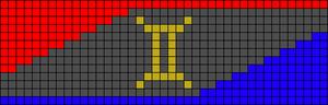 Alpha pattern #18449