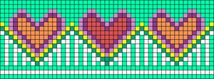 Alpha pattern #18461