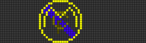 Alpha pattern #18462