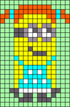Alpha pattern #18463