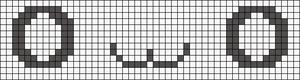 Alpha Friendship Bracelet Pattern #18464