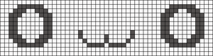 Alpha pattern #18464