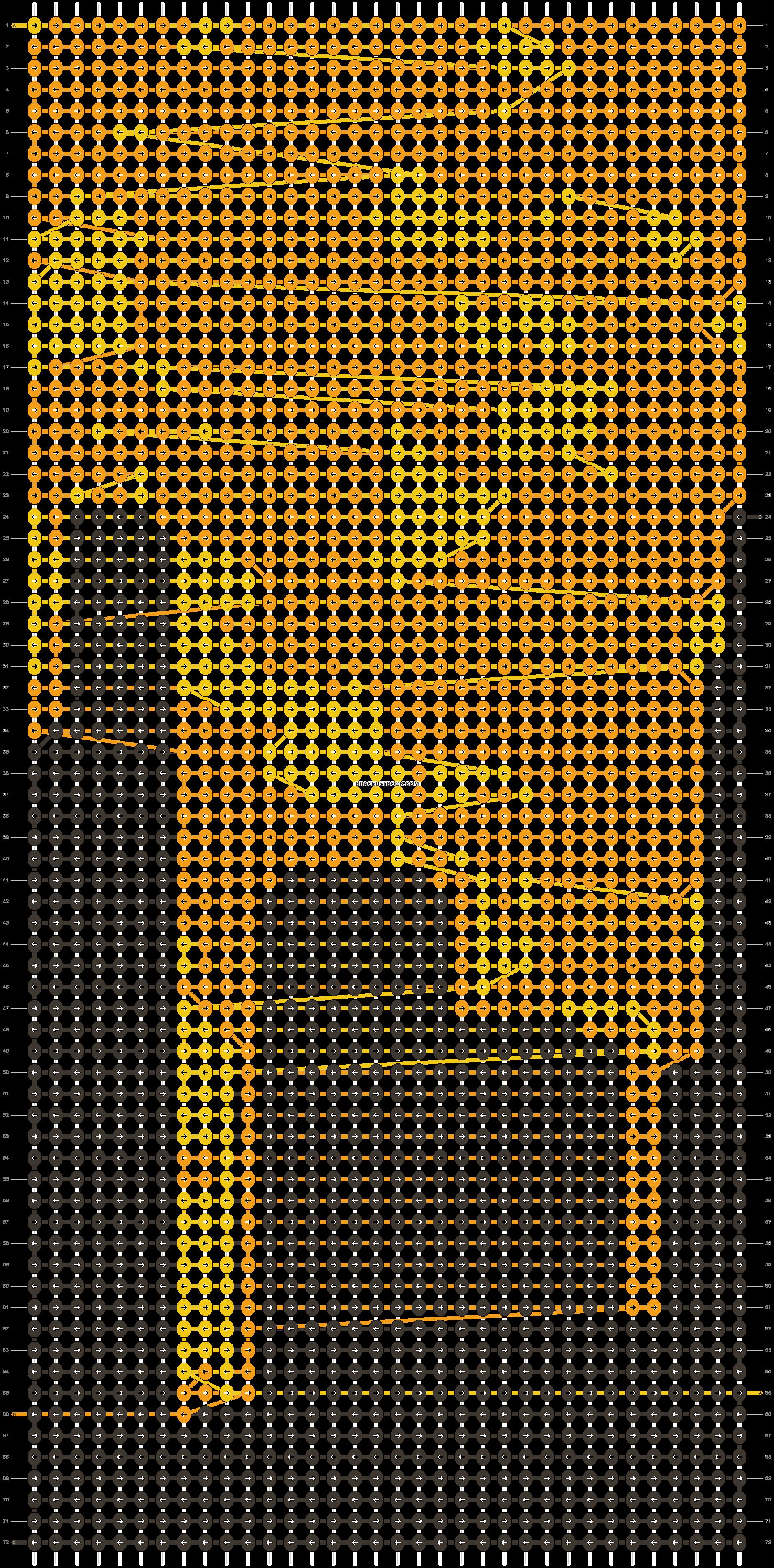 Alpha pattern #18470 pattern