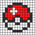 Alpha pattern #18474