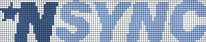 Alpha pattern #18475
