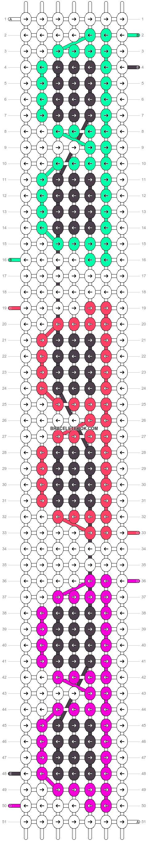 Alpha pattern #18480 pattern