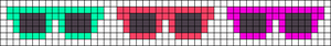 Alpha pattern #18480