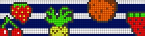 Alpha pattern #18482