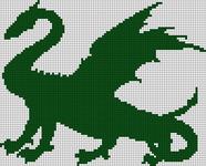 Alpha pattern #18485
