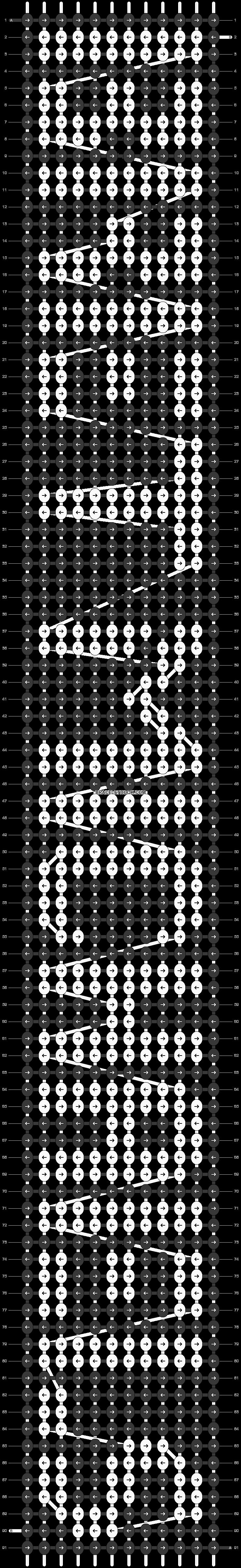 Alpha pattern #18488 pattern