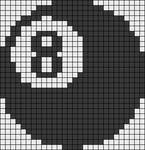 Alpha pattern #18493