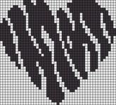 Alpha pattern #18501