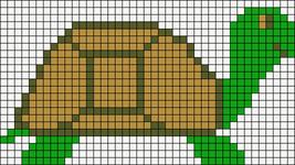 Alpha pattern #18507