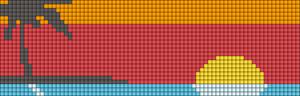 Alpha pattern #18509
