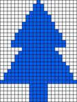 Alpha pattern #18517