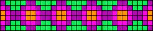 Alpha pattern #18519