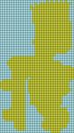 Alpha pattern #18524