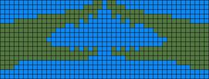 Alpha pattern #18526
