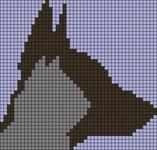 Alpha pattern #18527