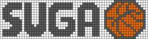 Alpha pattern #18535