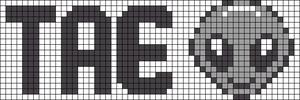 Alpha pattern #18536