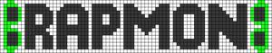 Alpha pattern #18537