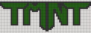 Alpha pattern #18558