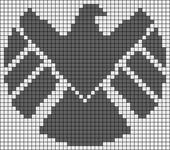 Alpha pattern #18559