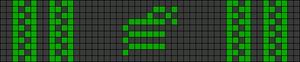 Alpha pattern #18565