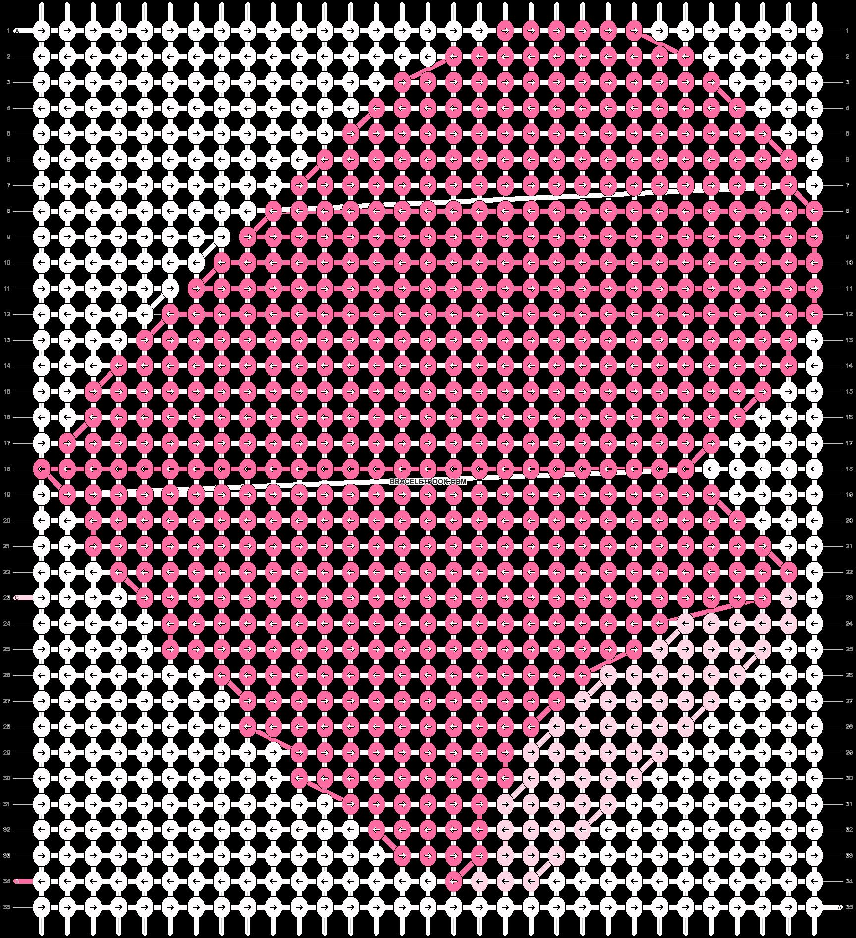 Alpha pattern #18568 pattern