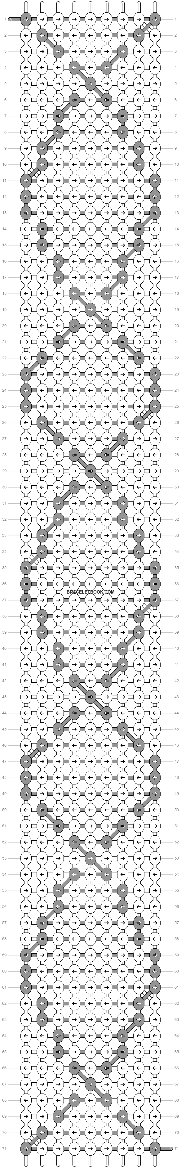 Alpha pattern #18569 pattern