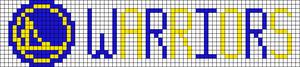 Alpha Friendship Bracelet Pattern #18572