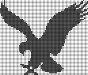 Alpha pattern #18574