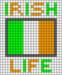Alpha pattern #18577