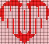 Alpha pattern #18578