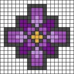 Alpha pattern #18591