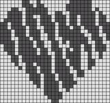 Alpha pattern #18592
