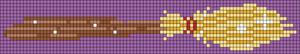 Alpha Friendship Bracelet Pattern #18593